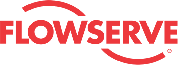 flowserve red logo