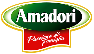 amadoria green and red logo